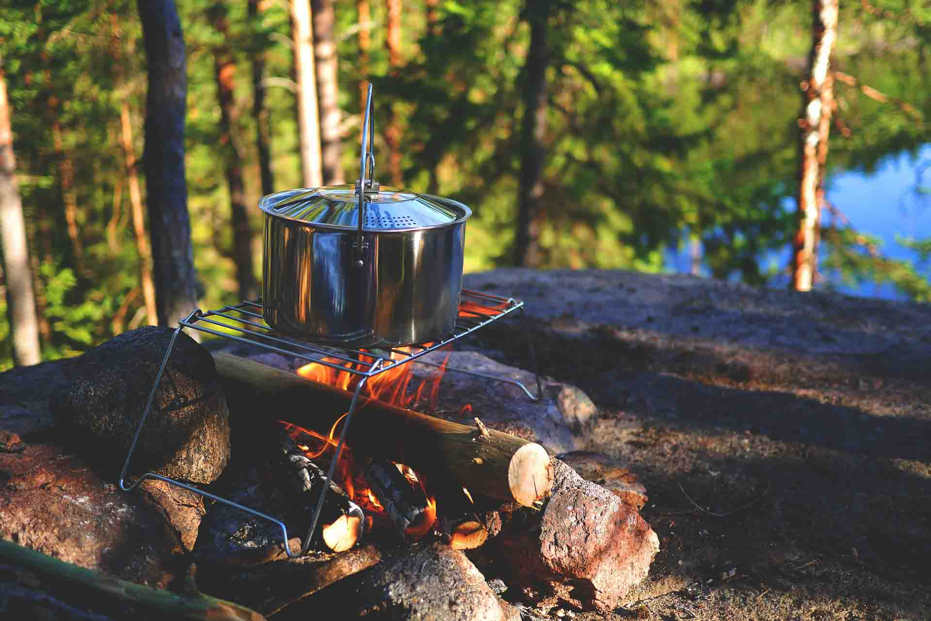 Best Ideas About Camping Meals-Cooking While Camping 1