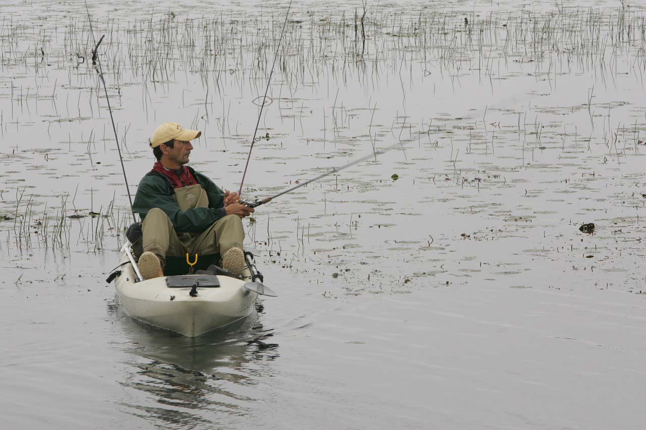 Kayak Fishing 101: 5 Essential Kayak Fishing Tips for Newbies 3