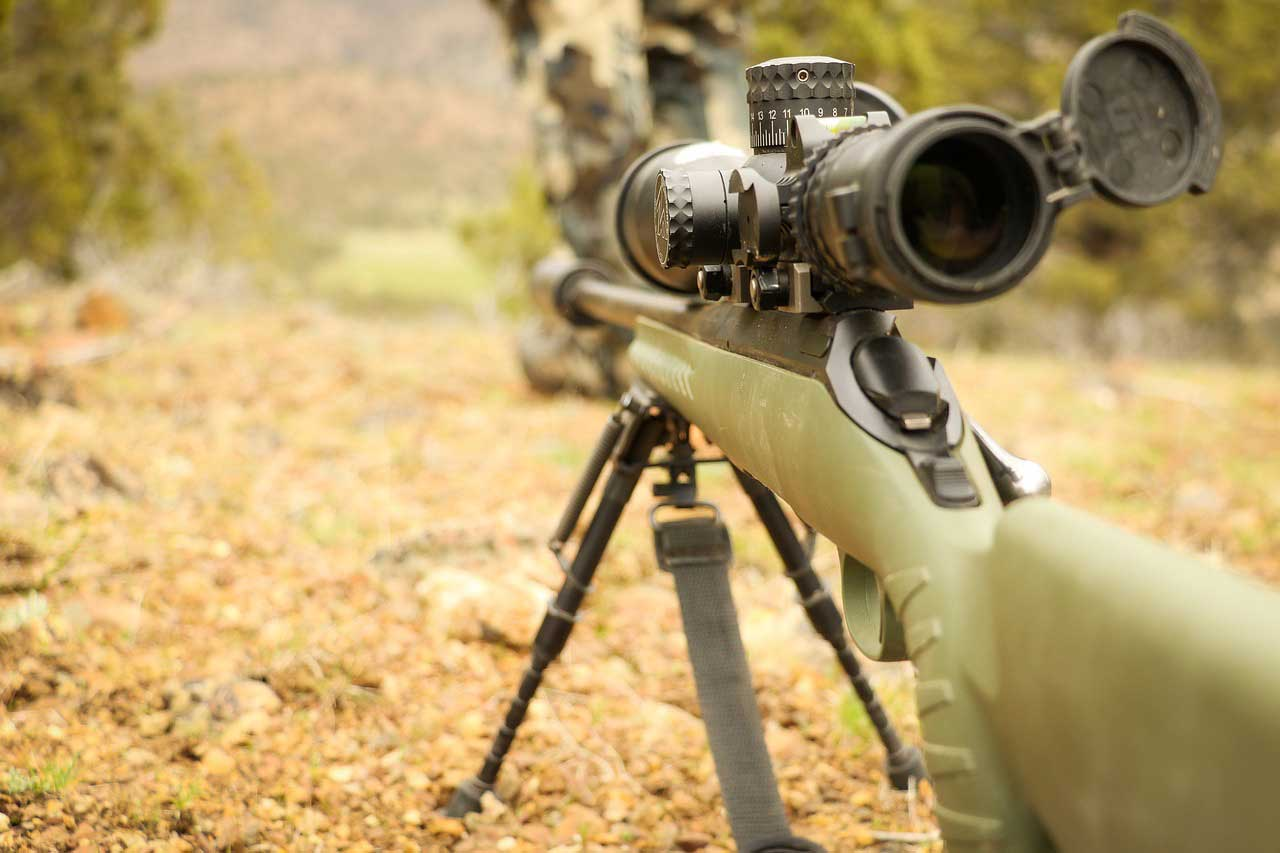 hunting-gun