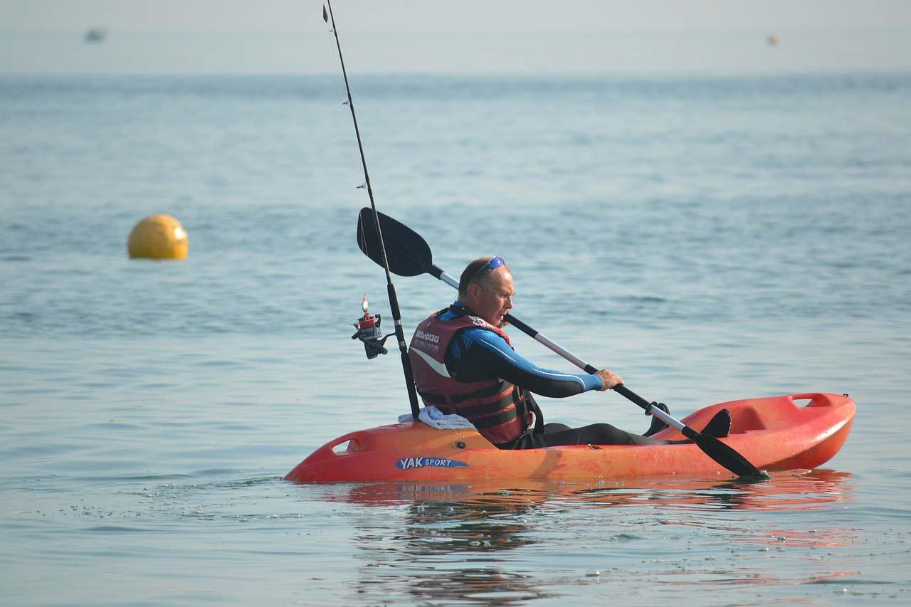 Kayak Fishing 101: 5 Essential Kayak Fishing Tips for Newbies 9