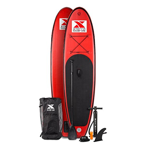 Xterra Inflatable Paddle Board Review- Great Product, Great Fun 1