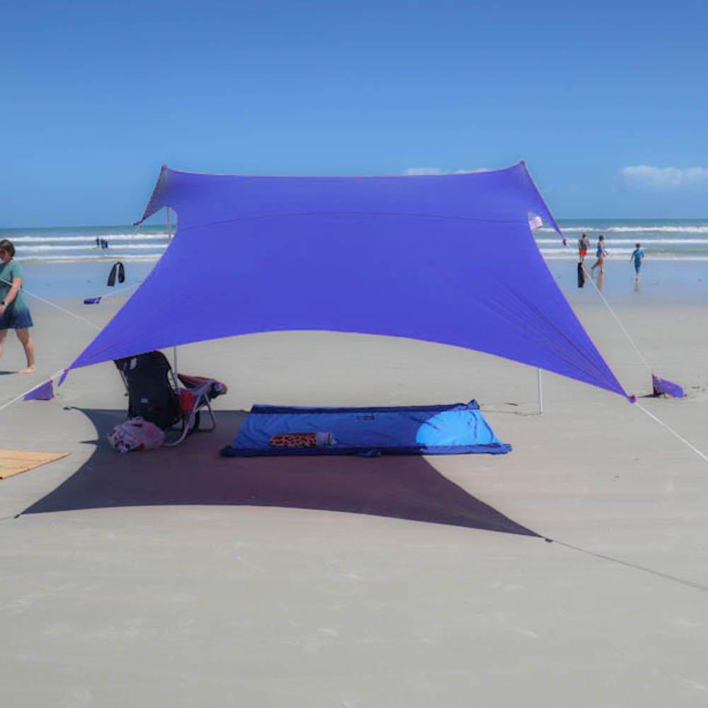buy popular 47b27 e8205 Best Beach Sunshade ⛱️ [Buying Guide] – Adventure Gears Lab