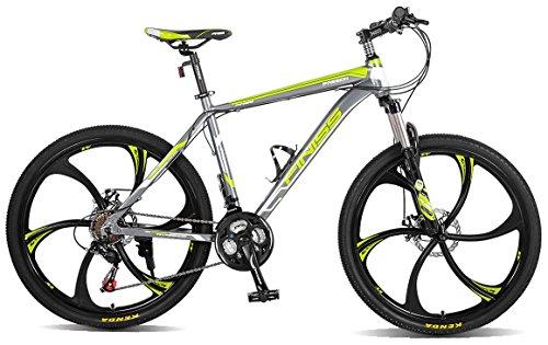 Merax Finiss Mountain Bike Review 2