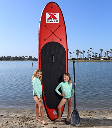 Xterra Inflatable Paddle Board Review- Great Product, Great Fun 5