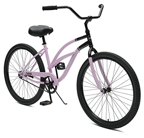 If You Are A Female Beach Bike Rider And Want Clic Cruiser Style Can Choose This Product It Has Interesting Features Which Make