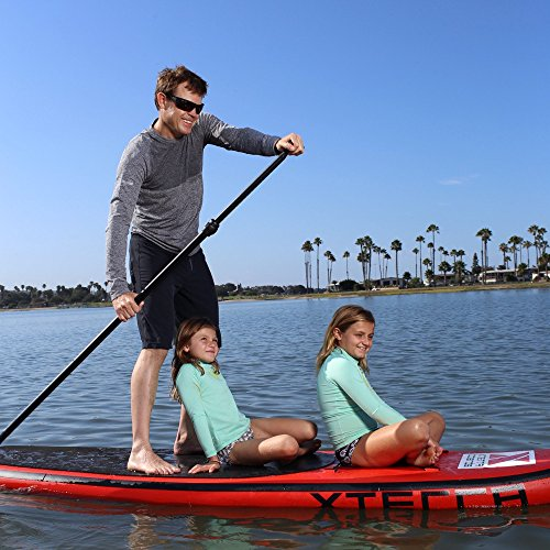 Xterra Inflatable Paddle Board Review- Great Product, Great Fun 4