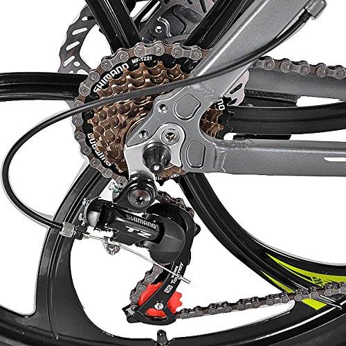 Merax Finiss Mountain Bike Review 4