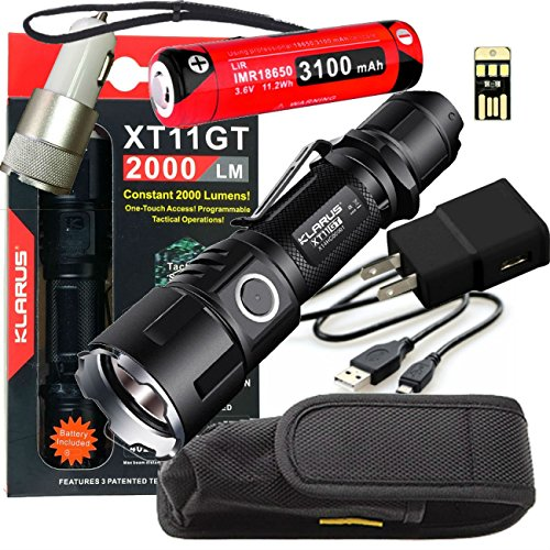 Best Flashlight For Camping Of 2021-The Ultimate Buying Guide 1