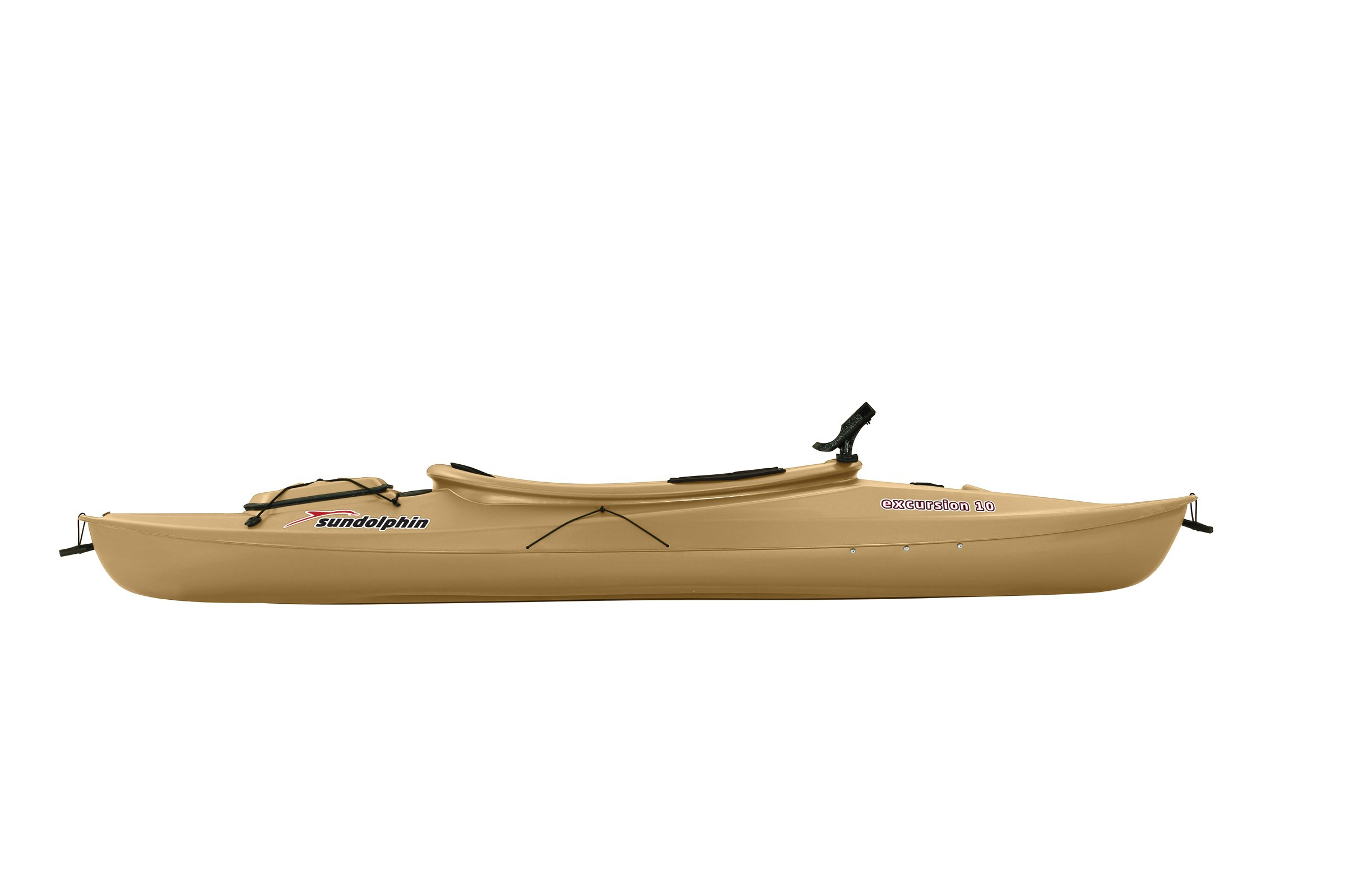 Sun Dolphin Excursion 10 Fishing Kayak Review 4