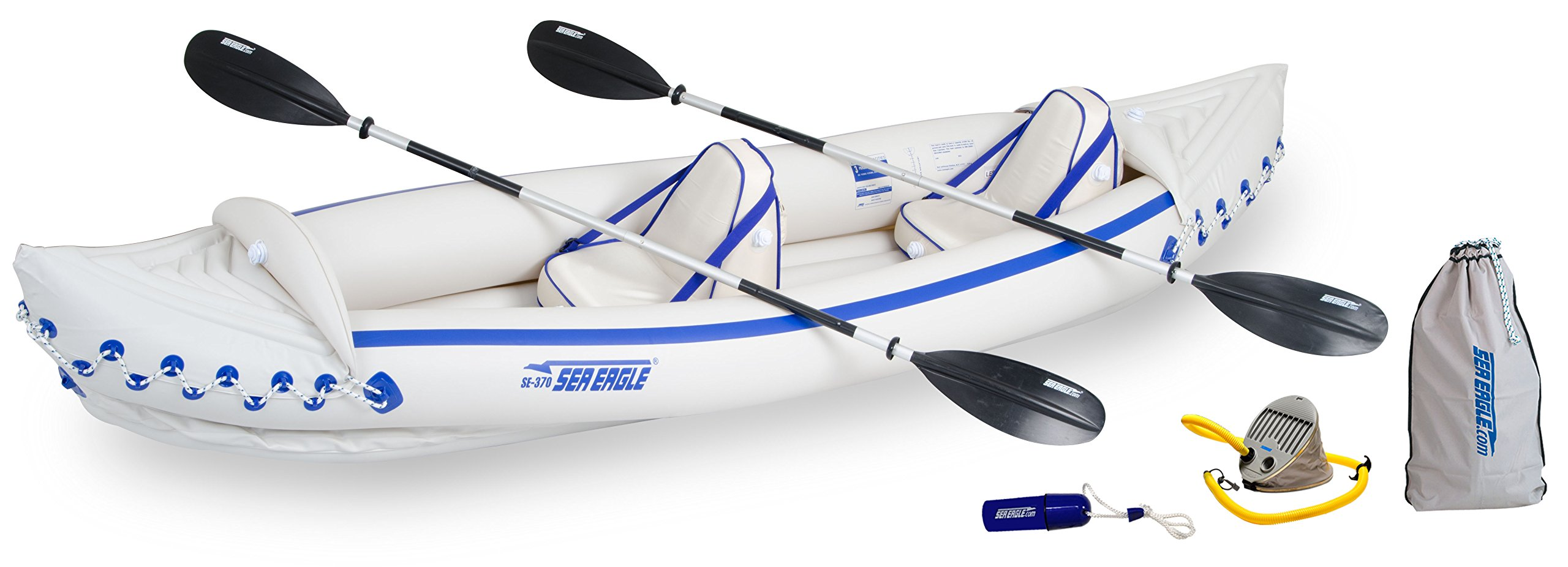 Sea Eagle SE370 review- Best Investment Ever 1