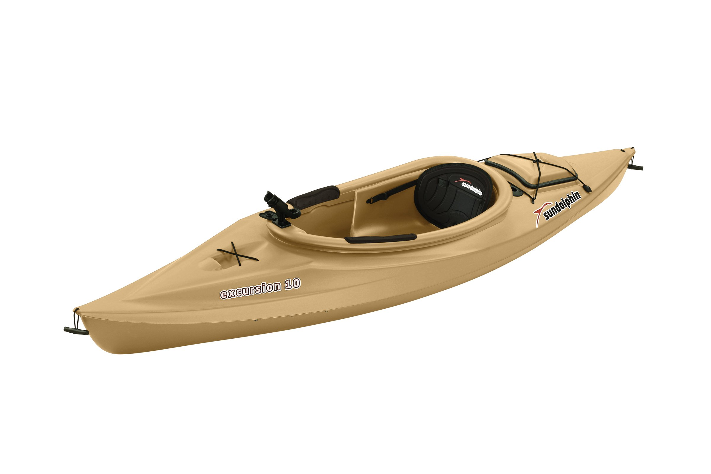 Sun Dolphin Excursion 10 Fishing Kayak Review 1