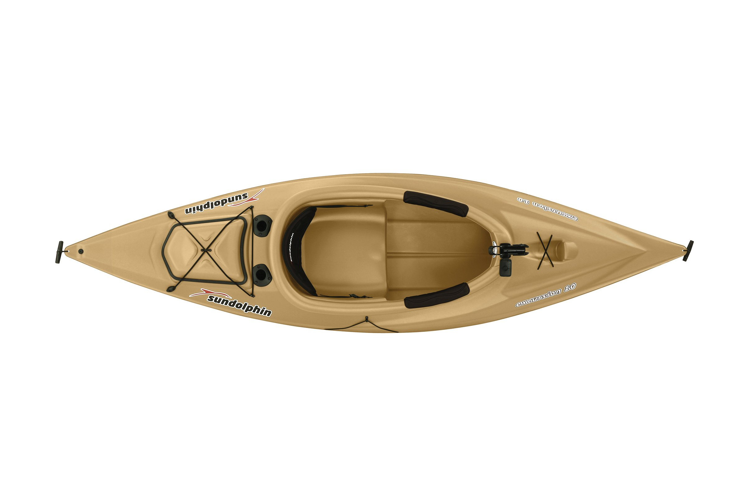 Sun Dolphin Excursion 10 Fishing Kayak Review 2