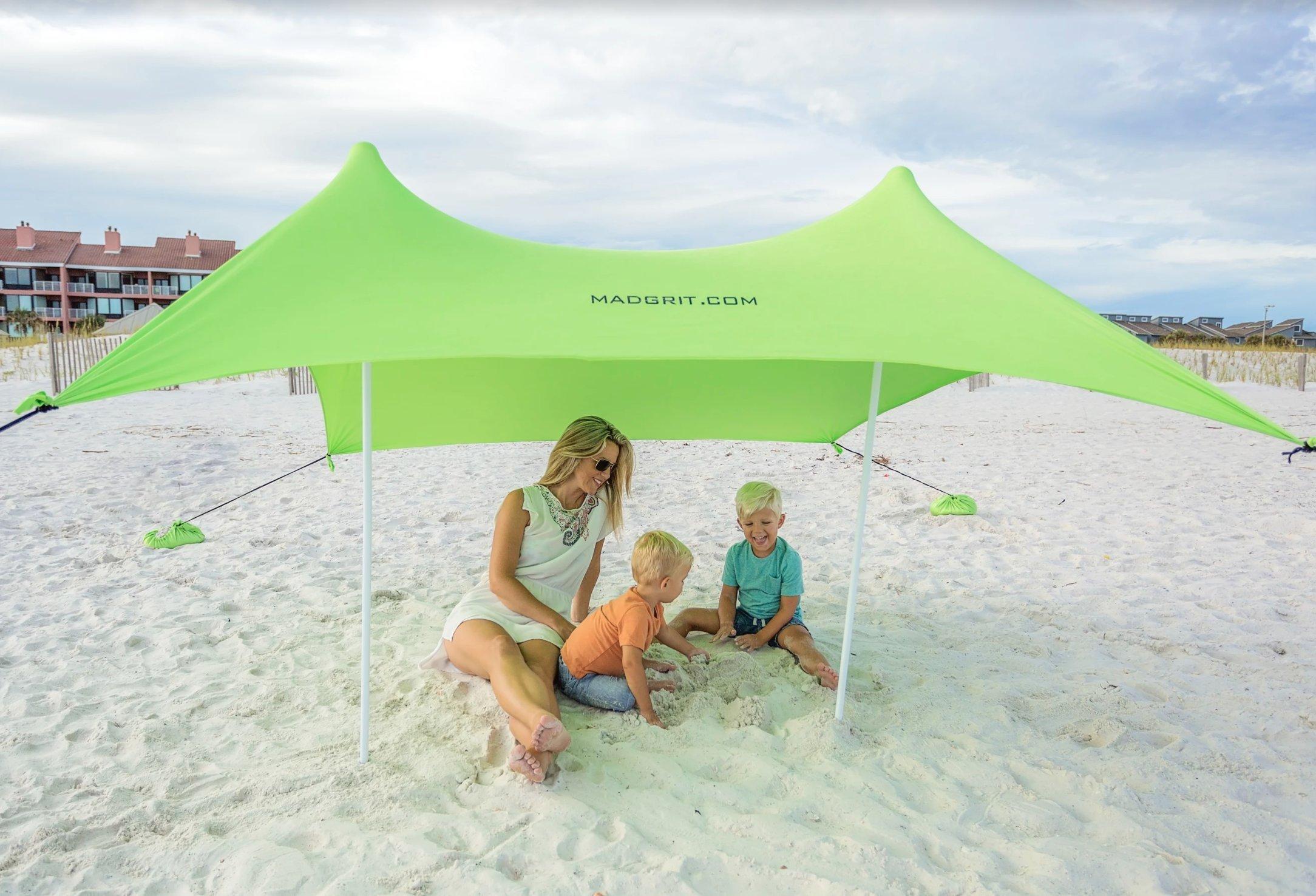 buy popular 57032 45bbe Best Beach Sunshade ⛱️ [Buying Guide] – Adventure Gears Lab
