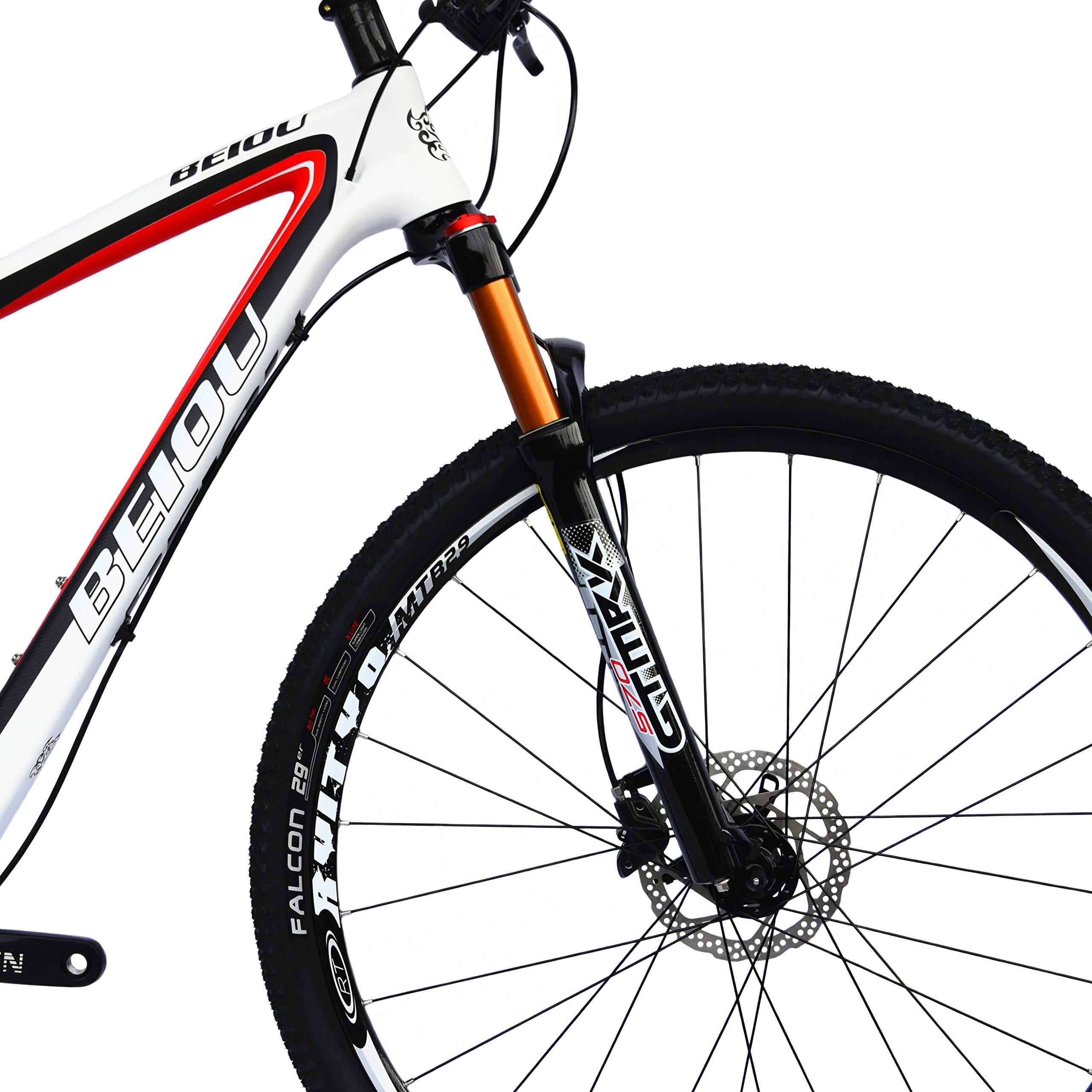 Beiou Carbon Fiber Mountain Bike Review 6