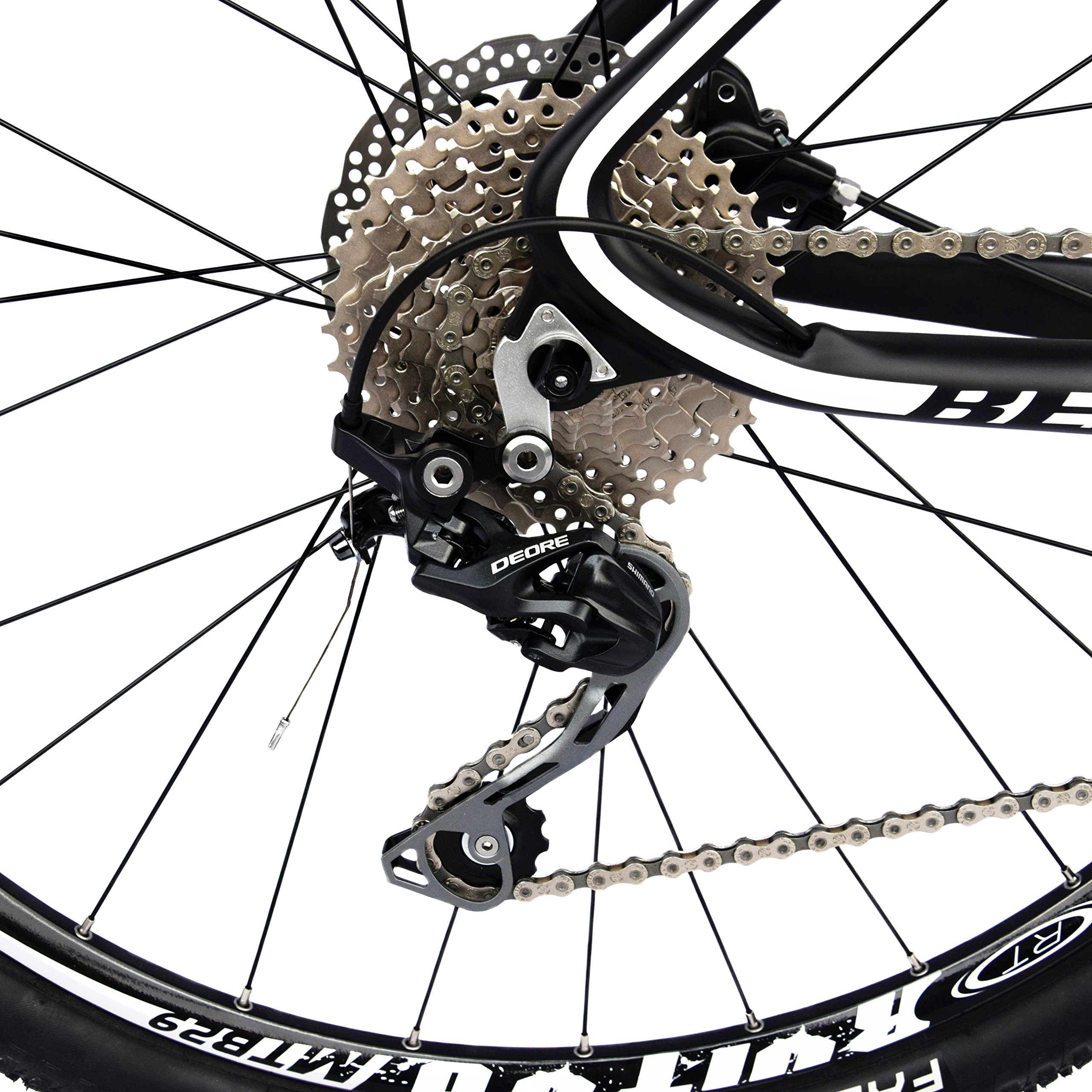 Beiou Carbon Fiber Mountain Bike Review 5