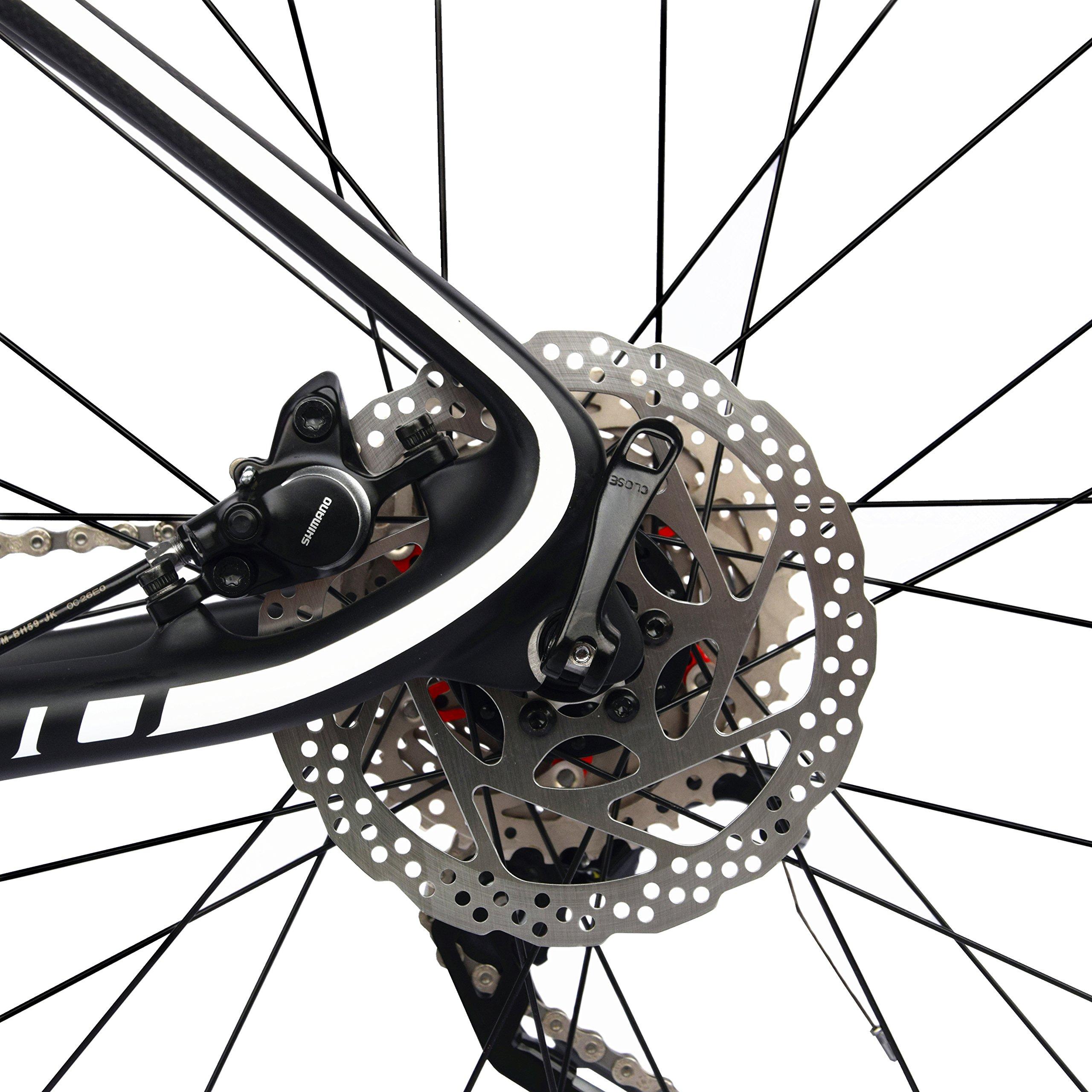 Beiou Carbon Fiber Mountain Bike Review 4