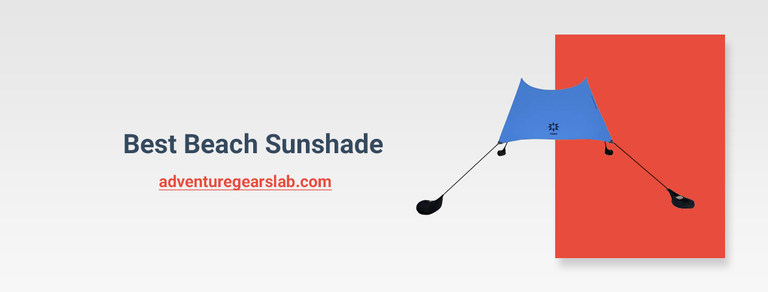 ⛱️ 10 Best Beach Sunshade-2020 [Buying Guide]