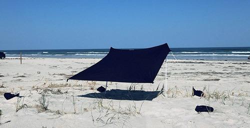 beach sunshade for sun