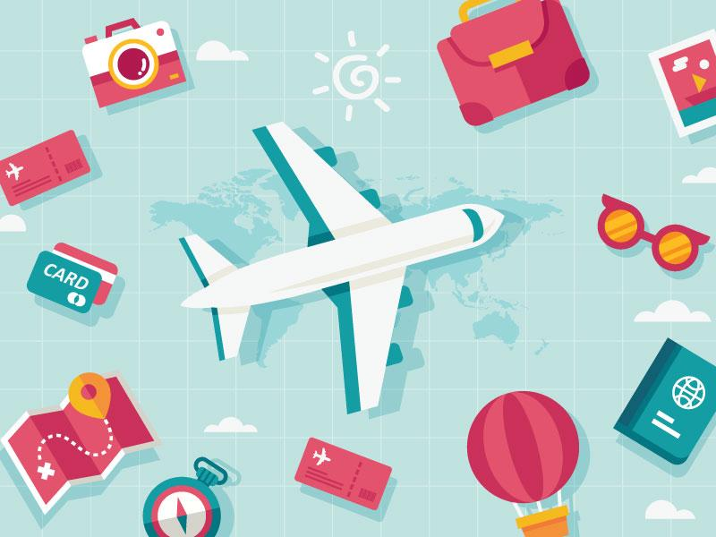 How I save on international round-trip flight tickets 1