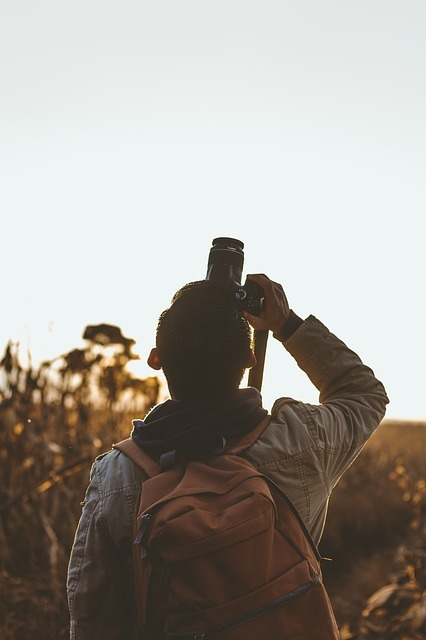 Backpacking with a DSLR camera 1