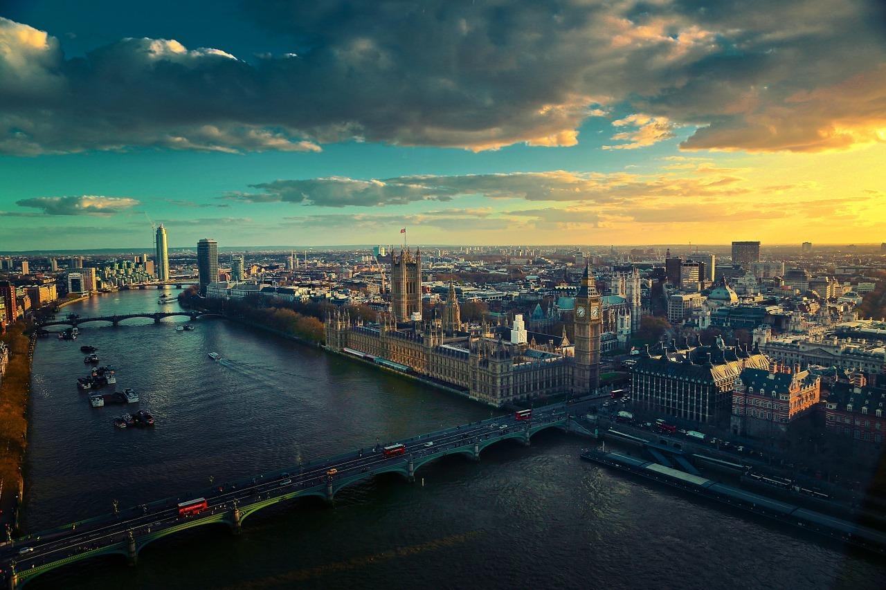 London-a world inside a city