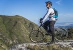 Kingttu G6 Mountain Bike 26 Inches 3 Spoke Wheels Dual Suspension Folding Bike 21 Speed MTB
