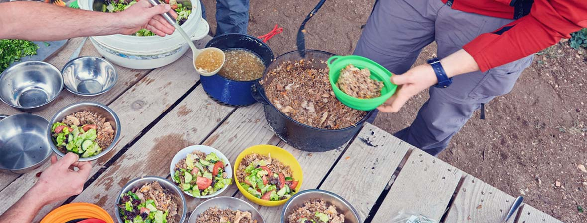 Easy-Camping-Meals-for-a-Large-Group