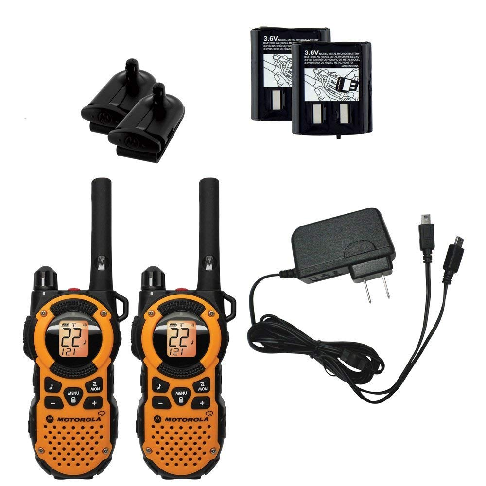Best Two Way Radios for Hunting-[2021 Ranked] 1
