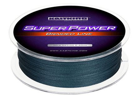 KastKing Superpower Abrasion Resistant Braided Fishing Line