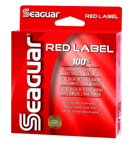 Seaguar Red Label Fluorocarbon