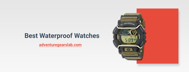 10 Best Waterproof Watches of 2020 [Buying Guide]