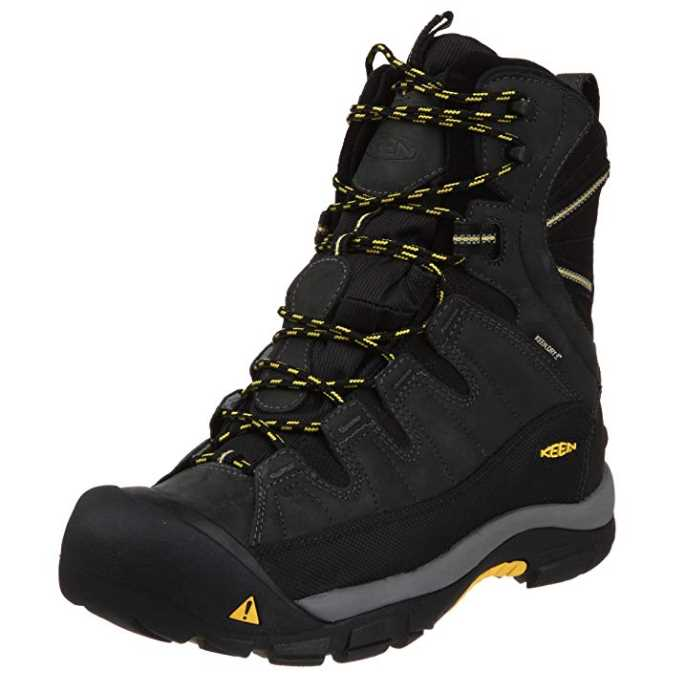 KEEN Men's Summit County Waterproof Winter Boot
