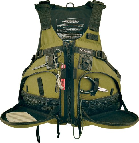 Best Life Jackets for Kayak Fishing-2021 20