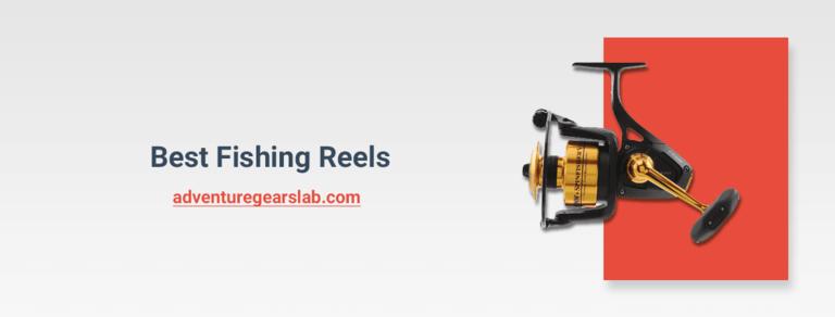 Best Fishing Reels Buying Guide & Reviews