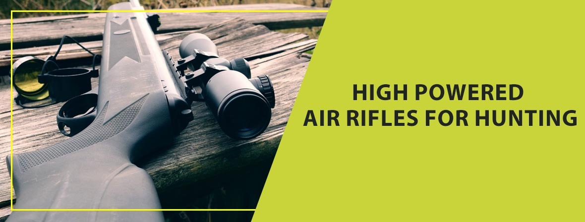 High Powered Air Rifles for Hunting