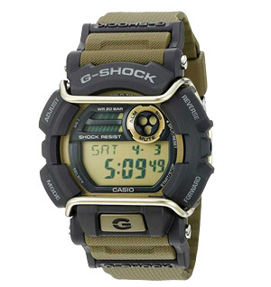 G-Shock-Men's-Grey-Sport-Watch