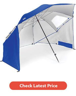 Best Beach Sunshade [Portable Sun Shade Buying Guide] 4
