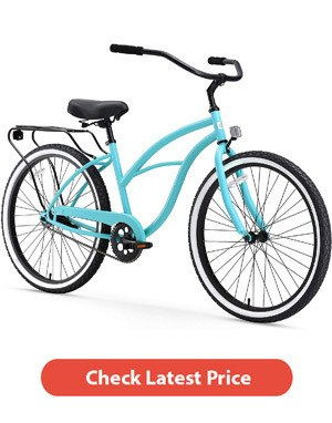 Best beach cruiser bikes for womens